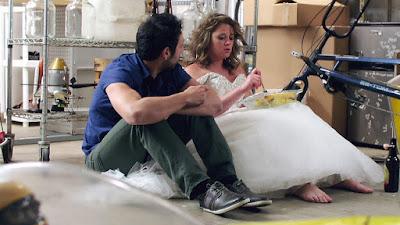 Edgar acude a consolar a Lindsay tras la ruptura con su ex marido