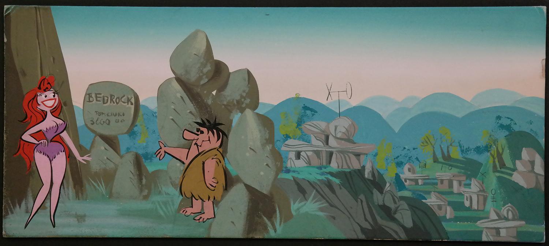 Bedrock Flintstones