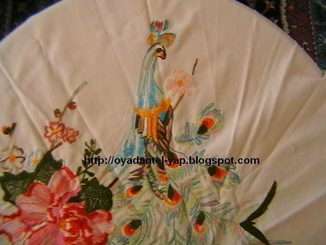 tavuz kuşu motifi