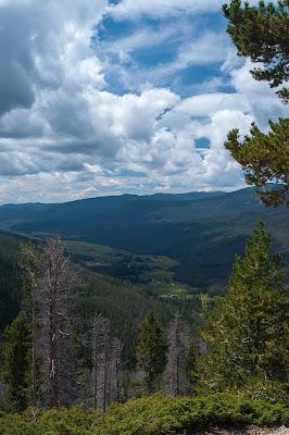 Kawuneeche Valley, Rocky Mountain National Park