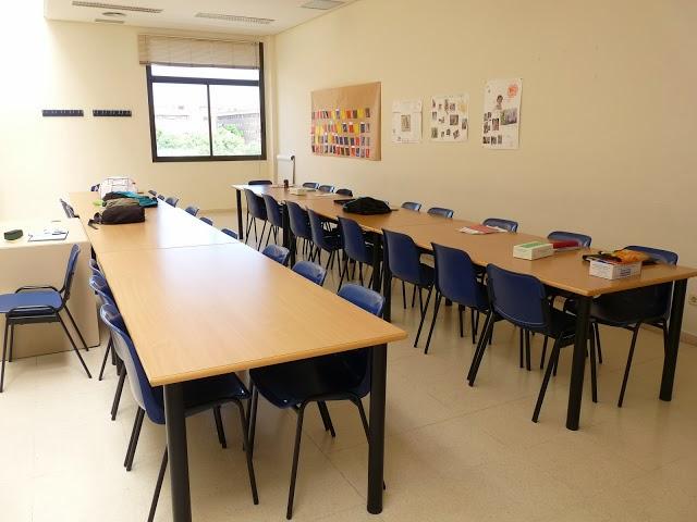 Salas de estudio en Vicálvaro