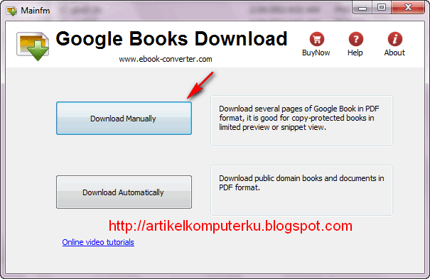 google book downloader portable