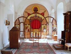 Byzantinische Kapelle der Auferstehung Christi in Stift Geras