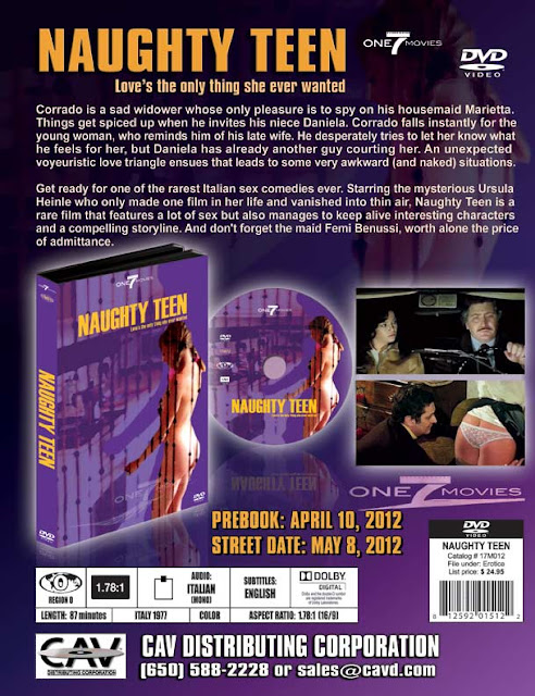 May New Release from One 7 Movies & Camille 2000 Extended Version