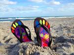 Hippie Flip Flops!