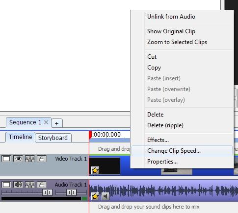 Cara Mempercepat Video dengan VideoPad