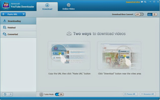 Aimersoft YouTube Downloader Serial Number Code Free Download