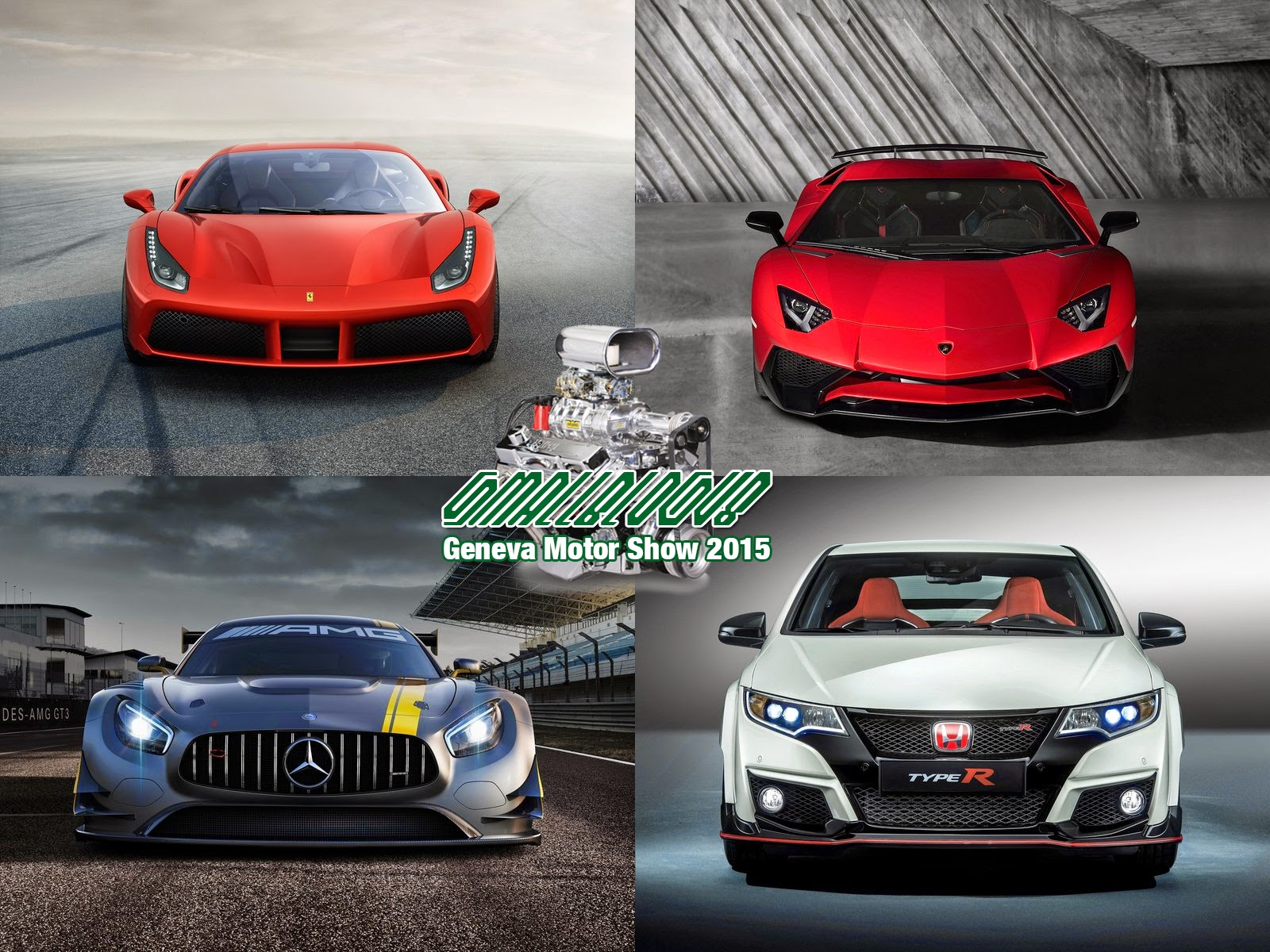 Small Blog Geneva Supercars And Track Stars
