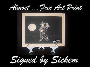 (almost) FREE ART PRINT