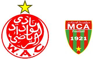 مشاهدة مباراة مولودية الجزائر والوداد