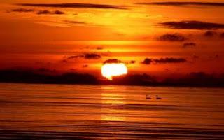 Tentang Penciptaan Matahari, Ukuran Matahari dan Matahari Mengelilingi Bumi