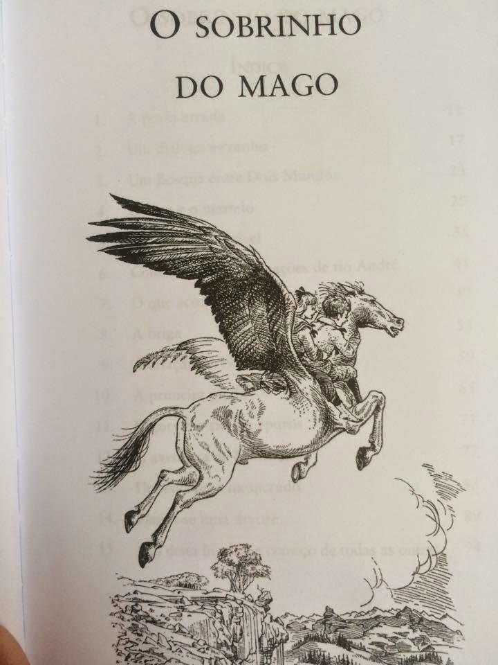 As Crônicas de Nárnia: o sobrinho do mago