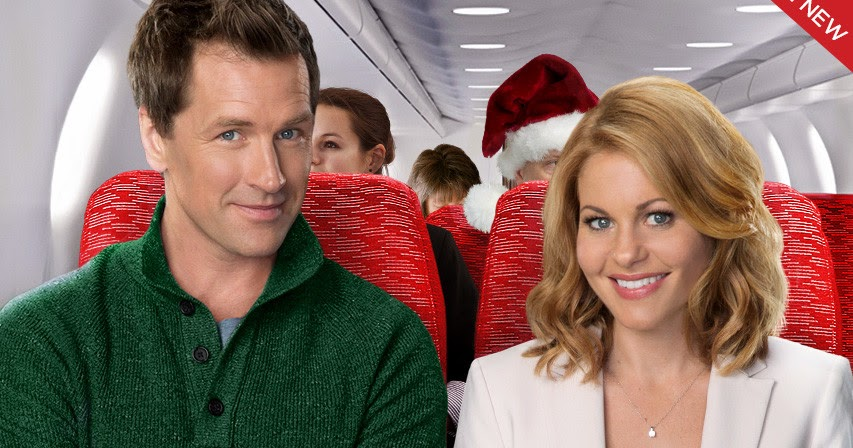 countdowntochristmas hallmark 2015 movie line up - Cast Of The Flight Before Christmas