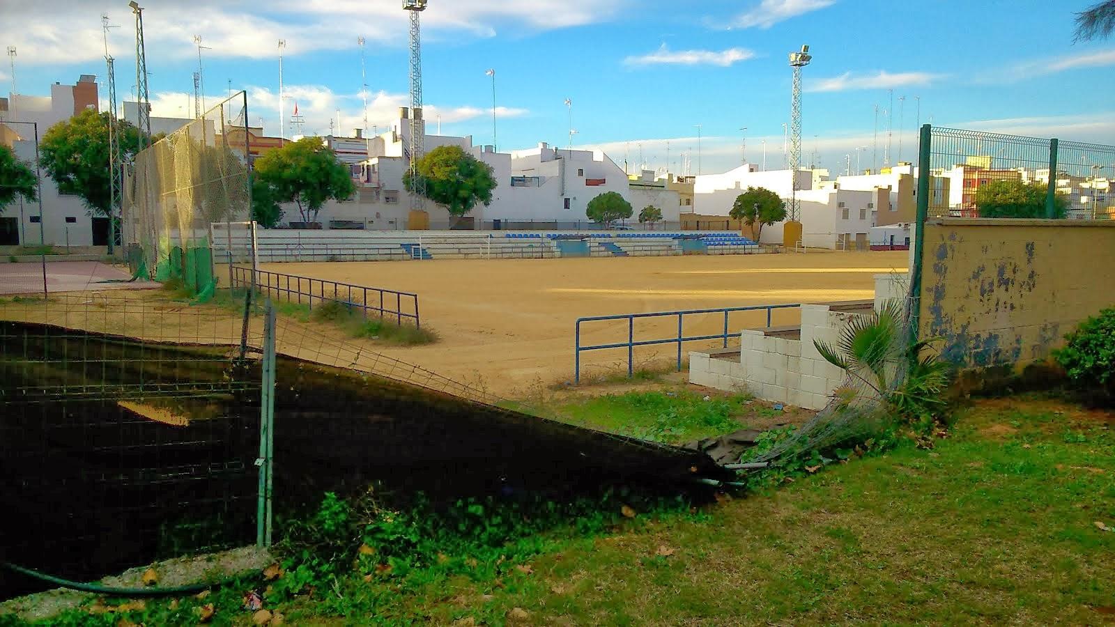 FOTO DENUNCIA: Amnesia programada en la adecuación de instalaciones deportivas del Distrito Sur.