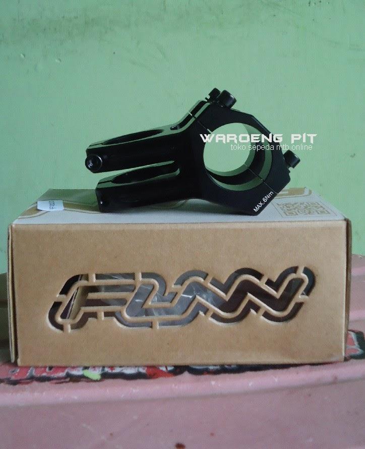 Jual stem funn hitam sepeda mtb gunung downhill murah spareparts suku cadang accesories sepeda