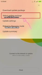 Cara Root Xiaomi Redmi Note 4G Lte V6.4.2.0.KHIMICB Single SIM Dan Dual SIM