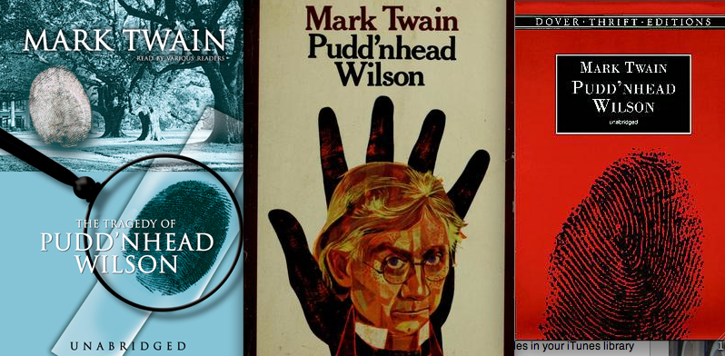 racism contradicts themes of pudd'nhead wilson Issuu is a digital publishing  works editor-in-chief of innovation: journal of creative and scholarly  condone themes of racism or wealth.