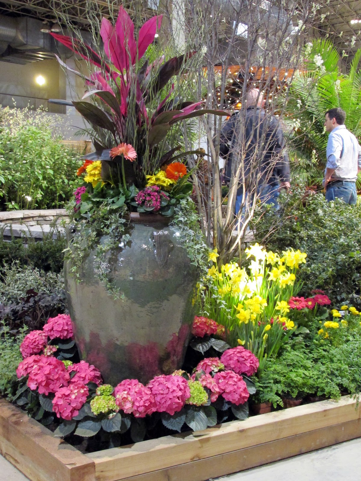 the 2013 chicago flower u0026 garden show the hortiholic