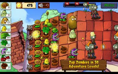 Juego android plantas vs zombies premium v6 0 gratis for Jardin zen plantas vs zombies