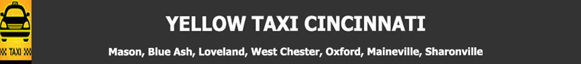 Yellow Airport Taxi Cincinnati Taxi Service OH 513 400 4251