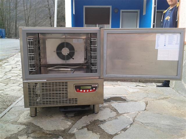 Mobili lavelli abbattitore di temperatura usato prezzi for Temperatura abbattitore