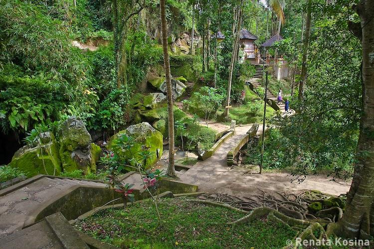 temple goa gajah elephan cave bali semara. Black Bedroom Furniture Sets. Home Design Ideas