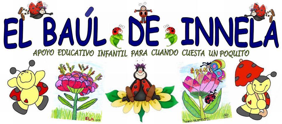 EL BAÚL DE INNELA: Actividades educativas con las vocales (índice ...
