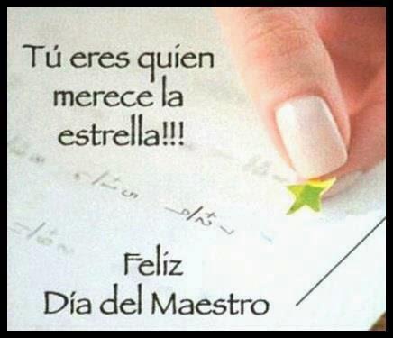 Imagenes y fotos: Feliz Dia del Maestro, parte 2