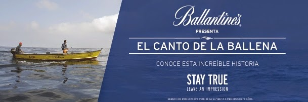 Ballantine's presenta: El Canto de la Ballena