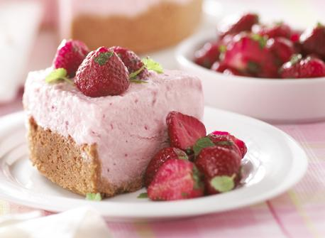 Strawberry Cheesecake Recipe | Car Interior Design