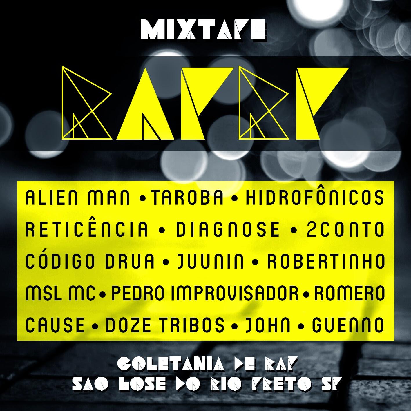 Mixtape RPRP - Coletânia de RAP de São José do Rio Preto-SP