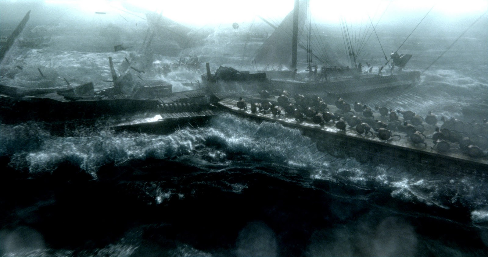 300: Rise Of An Empire War Ships
