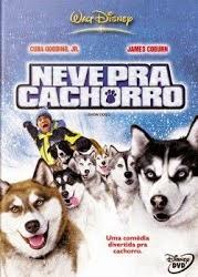 Filme Neve Pra Cachorro Dublado AVI DVDRip