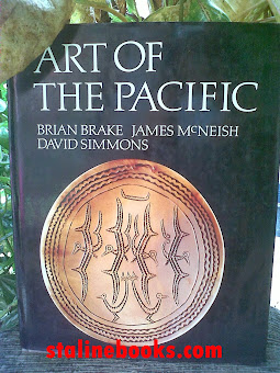 Art of the Pacific - By Brian Brake, James McNeish, David Simmons