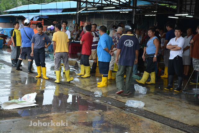 Pontian-Wholesale-Fish-Market