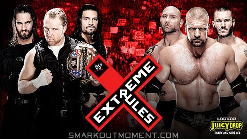 WWE Extreme Rules 2014 PPV Predictions - Spoilers of Results