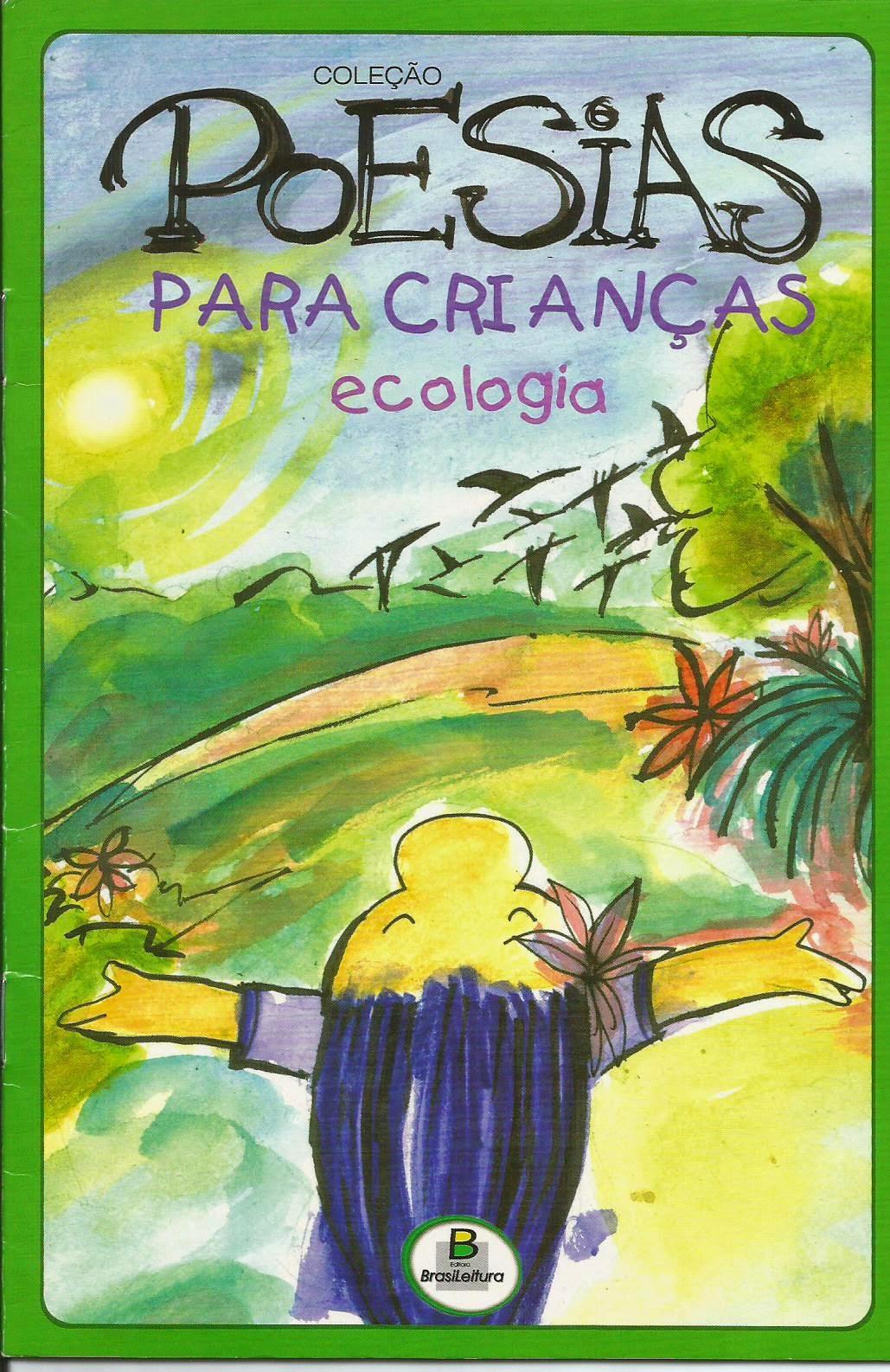 Livro: Poesias Para Crianças