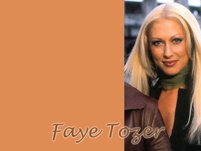 English Singer Actress Faye Tozer Wallpaper
