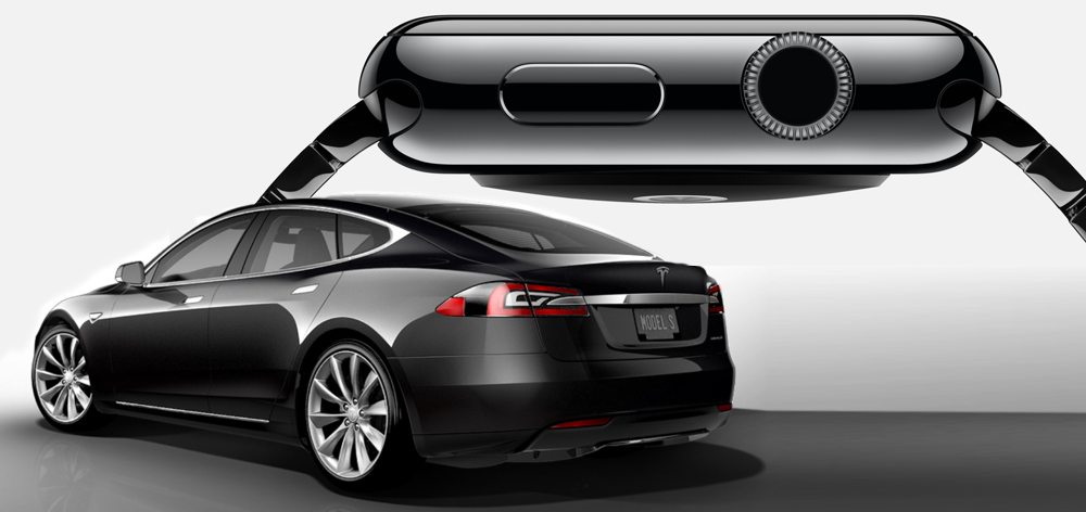 Apple Watch App Lets You Control Your Tesla Car