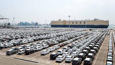 ΚΙΑ - Αριθμοί! Η γιγαντώδης ανάπτυξη της αυτοκρατορίας από την Κορέα με αριθμούς!