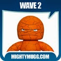 Marvel Mighty Muggs Wave 2