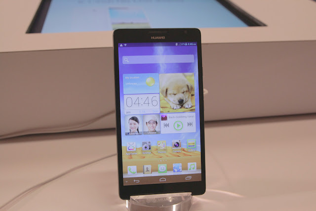 HUAWEI ASCEND MATE Windows 8 Mobile Phone İmages, Features Photos and Pictures 6