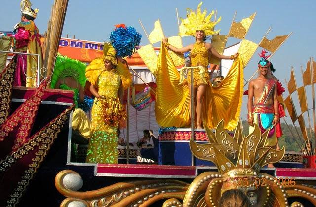 Goa Carnival Festival