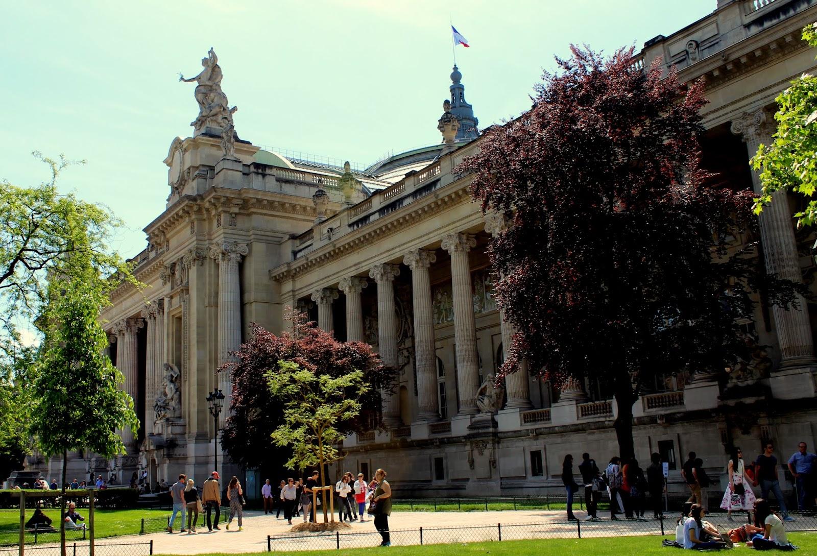 parijs grand palais