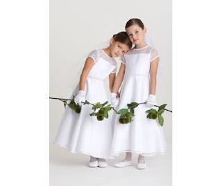 sukienki weselne dla dziewczynek