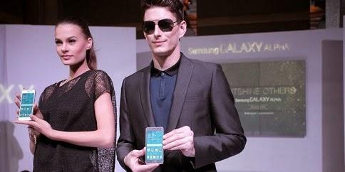 Harga Samsung Galaxy Alpha di Indonesia