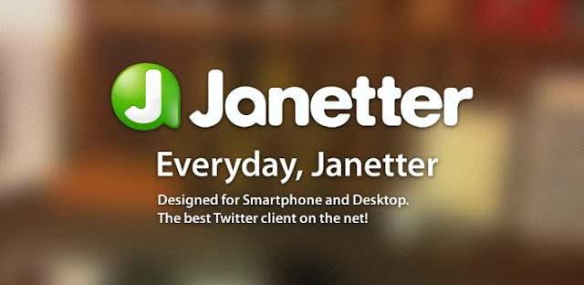 Janetter Pro for Twitter v1.4.2 Apk 