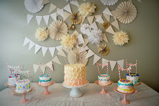Cake Shoppe Birthday Party