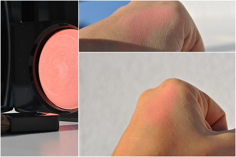 CHANEL JOUES CONTRASTE POWDER BLUSH - 190 ANGELIQUE