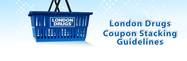 Coupon stacking canada london drugs